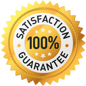 100% Satisfaction Guarantee at Fantastic Carpet Cleaning