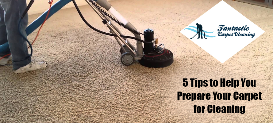 Tips to Prepare Carpet for Cleaning