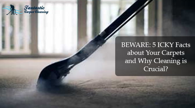 why carpet cleaning is crucial